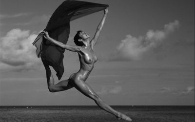 New: Nude & Nature by Guido Argentini