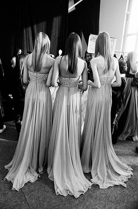 Elie Saab Haute Couture printemps été 2007, Paris