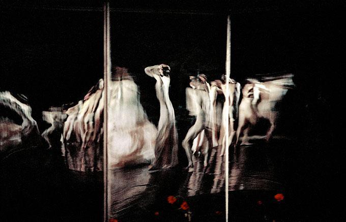 Orphée et Eurydice de Pina Bausch, Paris