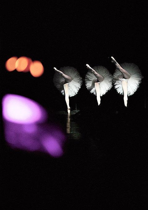 """Études"""" de Harald Lander, ballet de l'Opéra National de Paris"""
