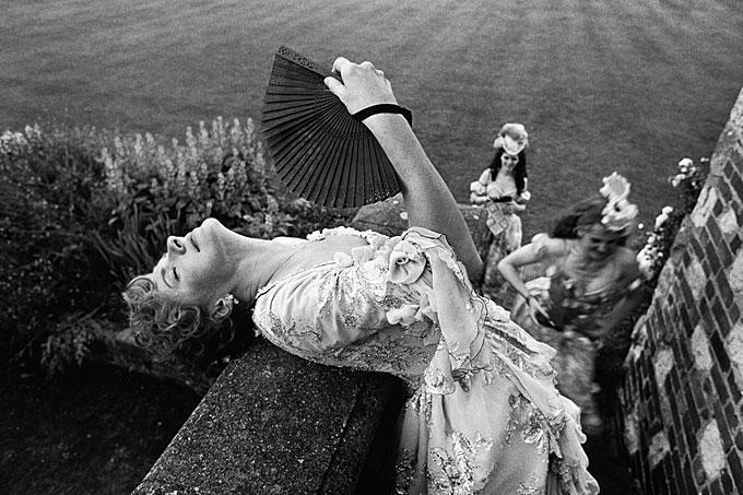 "Suzanne Johnston, la Dorabella de ""Cosi fan Tutte"" de Mozart, Glyndbourne Festival Opera, England"