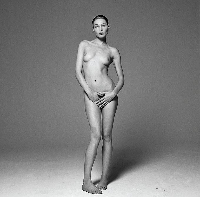 Carla Bruni, Safe Sex Campaign