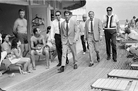 Frank Sinatra Boardwalk