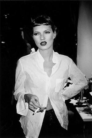 Kate Moss, Milan