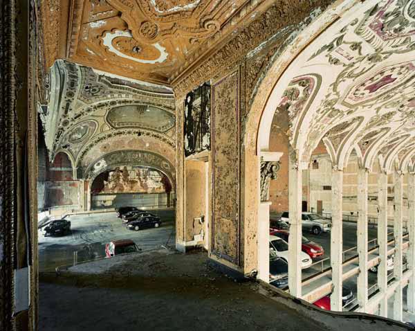 Michigan Theater Parking Garage
