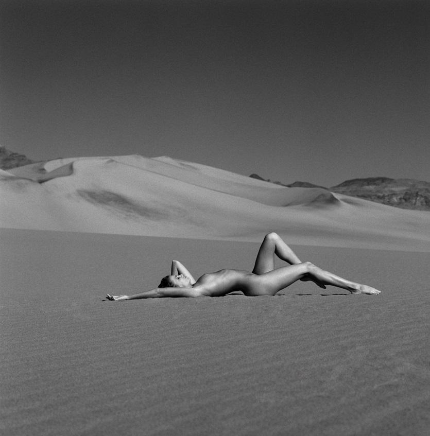 Alina in Death Valley