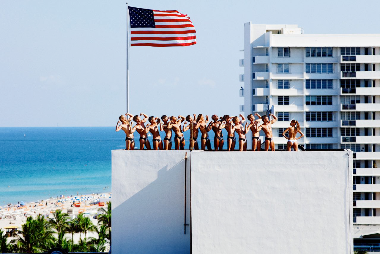 American Line-up