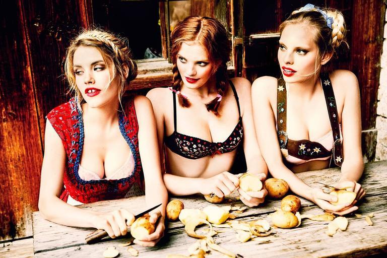 Bavarian Girls