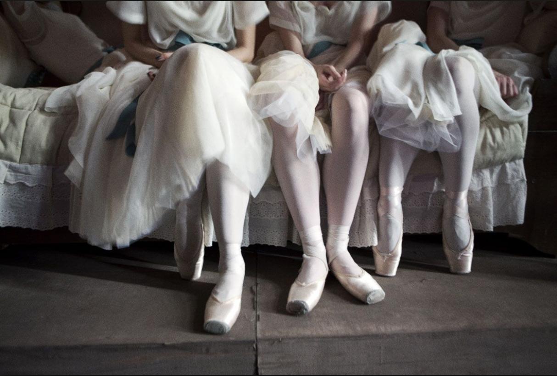 Bolshoi corps de ballet