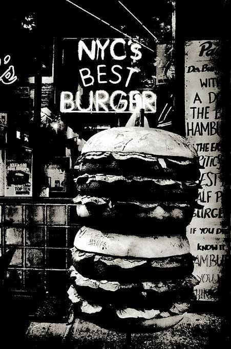 NYC's Best Burger