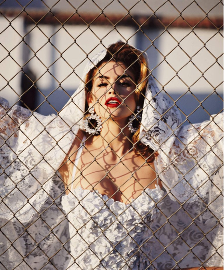 Cindy Crawford, Vanity Fair
