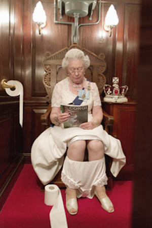Queen on Loo