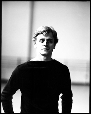 Mikhail Baryshnikov at New York City Ballet