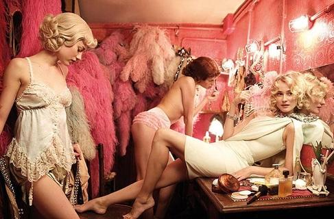 Diane Kruger, Paris