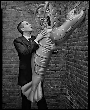 Jeff Koons, New York