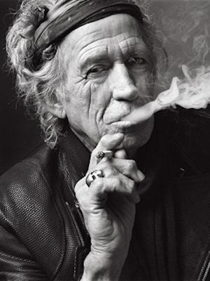 Keith Richards, New York 2