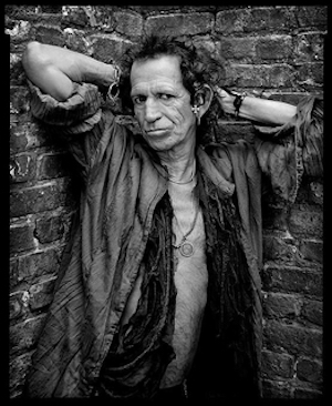 Keith Richards, New York
