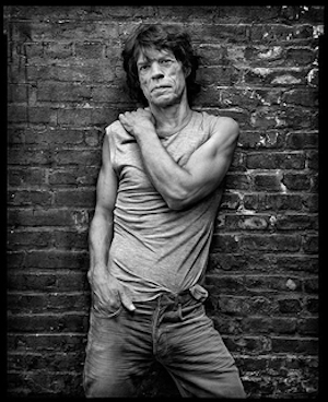 Mick Jagger, New York