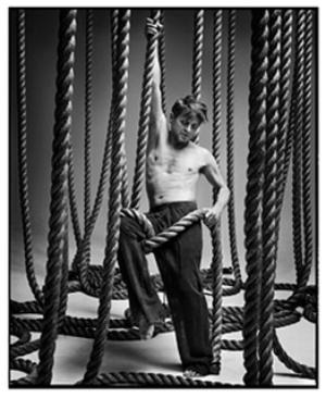 Mikhail Baryshnikov, New York