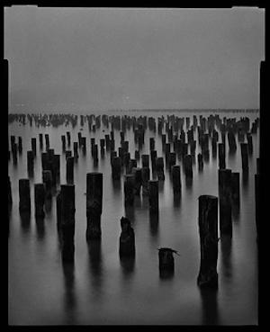 Piers, Hudson River, New York