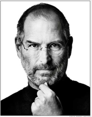 Steve Jobs, Cupertino, California