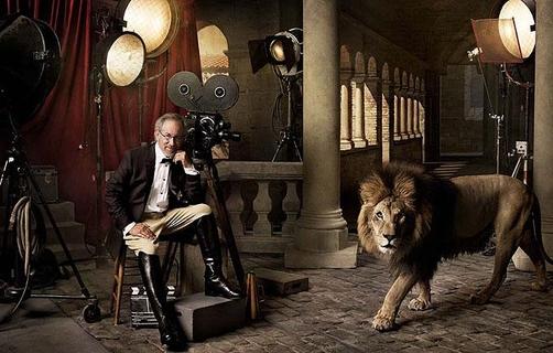 Steven Spielberg, Downey