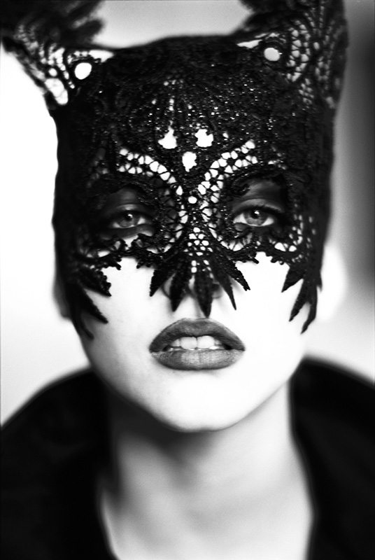 The Mask, Nadja Auermann