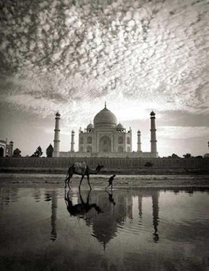 Taj Majhal, Agra 2006