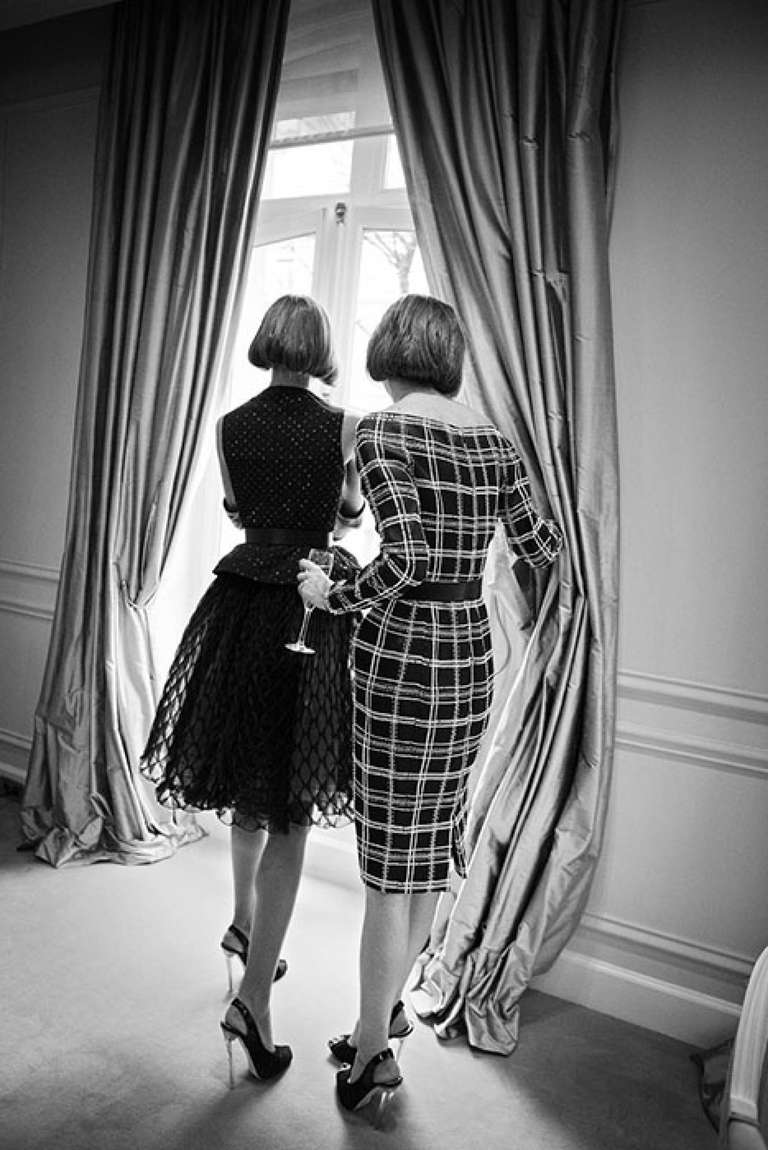 Christian Dior, Paris