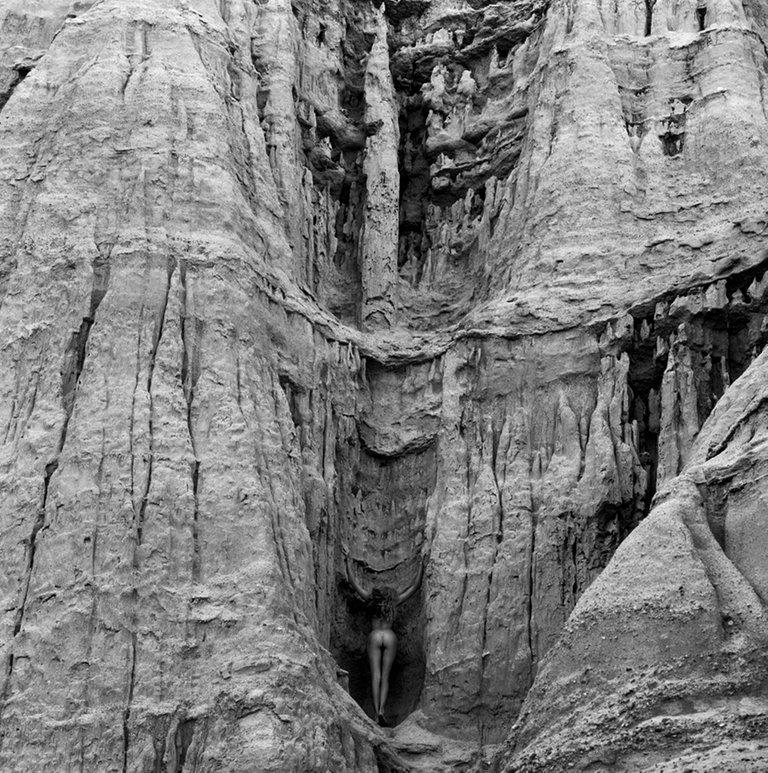 Nude and Nature II