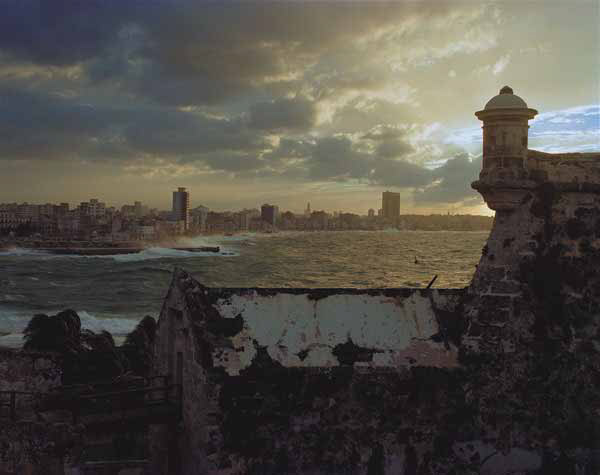 Havana from the Castillo Del Morro, Havana, Cuba