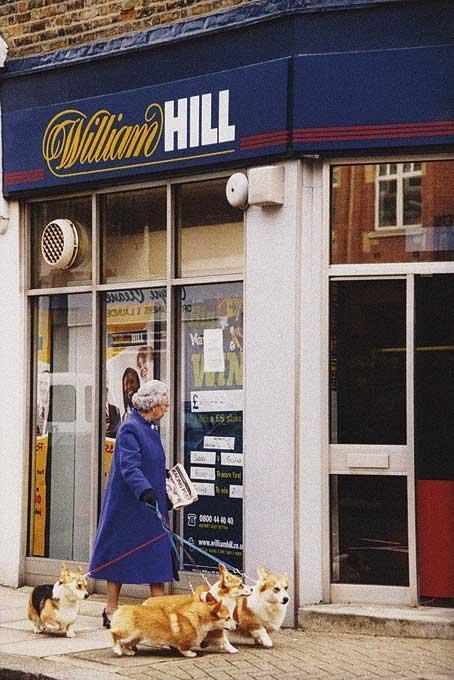 Queen William Hill