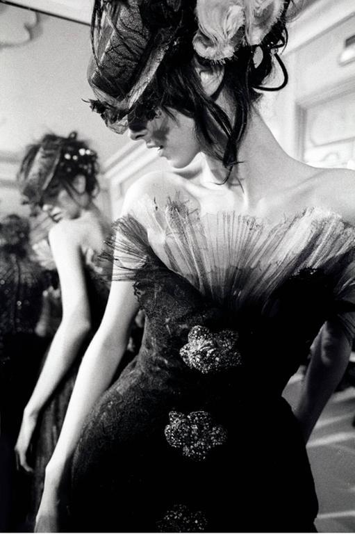 Chanel Haute Couture Paris