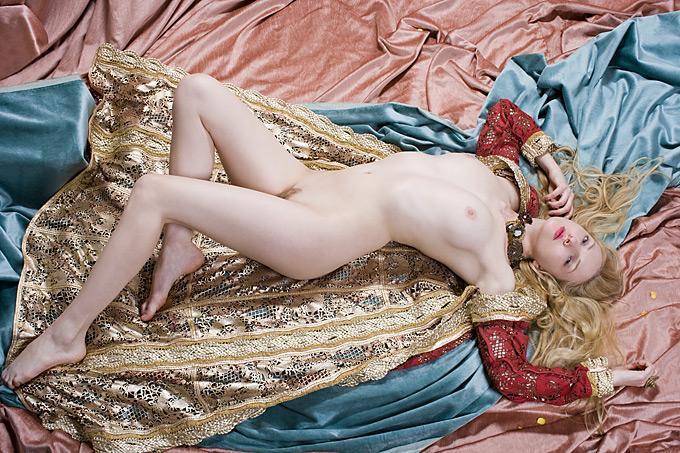 Lying Nude, NYC
