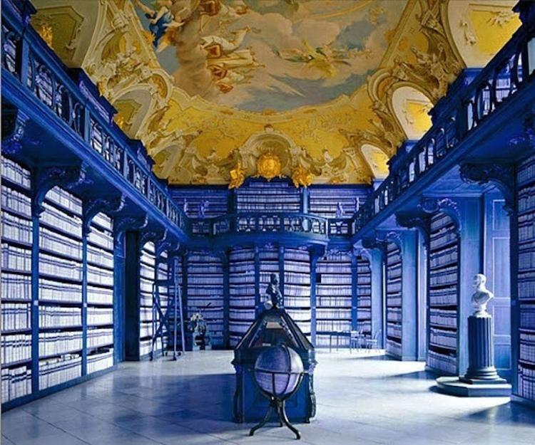 Seitenstetten Library, Austria