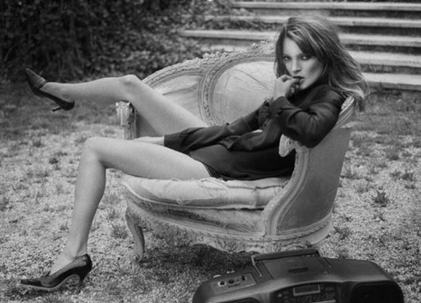 Kate Moss, NY 1992