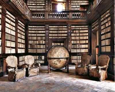 Biblioteca Fermo