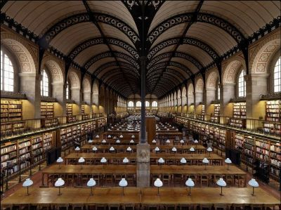 Biblioteca Saint Genevieve