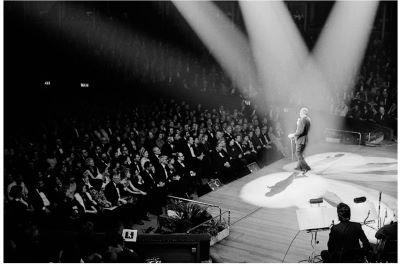 Frank Sinatra at the Royal Albert Hall