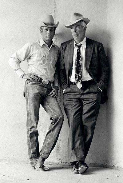 Paul Newman & Lee Marvin