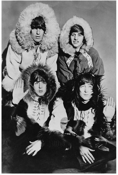 The beatles freezing
