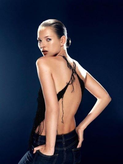 Kate Moss Back
