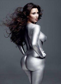 Kim Kardashian Silver I