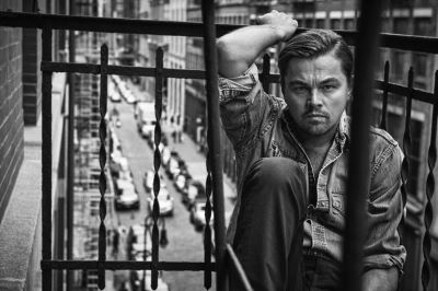 Leonardo DiCaprio, New York, NY, 2015