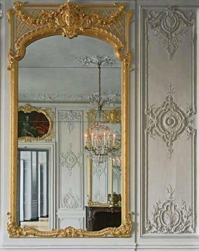 Appartements des enfants de Louis XV,  Chateau de Versailles, 1986