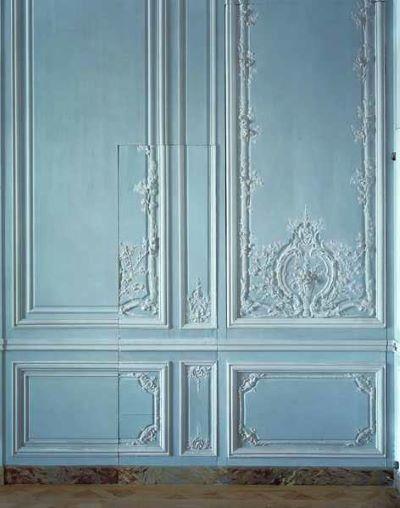 Cabinet interieur de Madame Victoire Chateau de Versailles, 1985