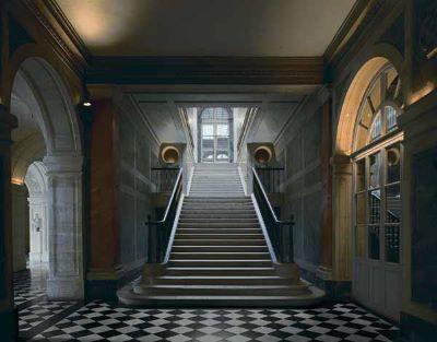 Escalier Louis-Philippe Chateau de Versailles, 1985