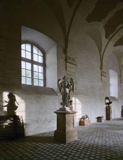 L'Amour, Sculpture des Grands Ecuries Chateau de Versailles, 1985