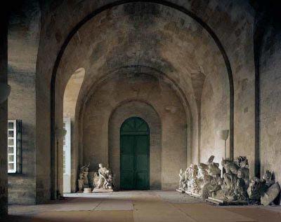 L'Orangerie Château de Versailles, 1983