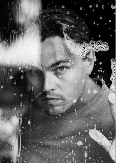 Leonardo DiCaprio (window)